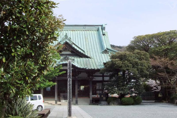 Itō - péninsule d'Izu - le Butsugenji