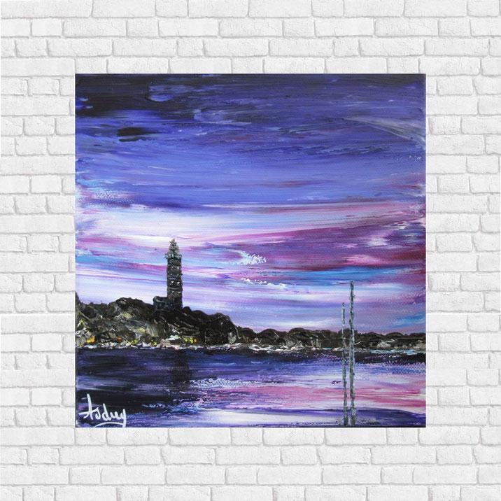 tableau-paysage-ocean-phare-peinture-marine-artiste-peintre-royan-audrey-chal