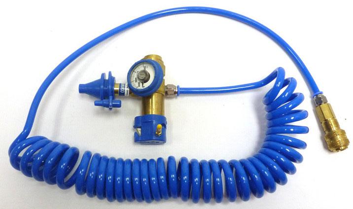 редуктор CONWIN 81650 для надувания воздушных шаров гелием
