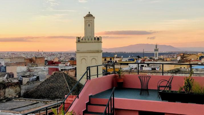 Toits de Meknès : road trip au Maroc
