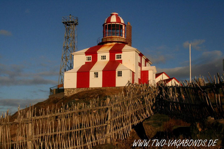 *CAPE BONAVISTA LIGHTHOUSE* AM *CAPE NORTH*