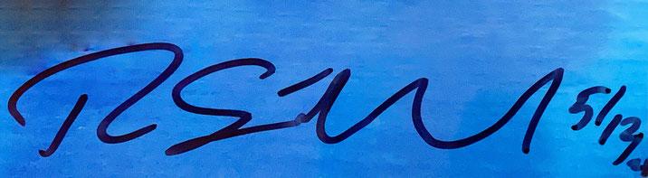 Autograph Thomas Sudhoff Autogramm