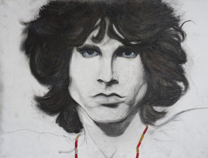 Boaz George-aquila-images-Wall Painting Art-Jim Morrison