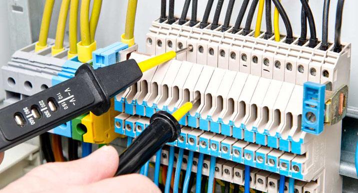 Elektroinstallation Schwartau Hamburg | Prüfung