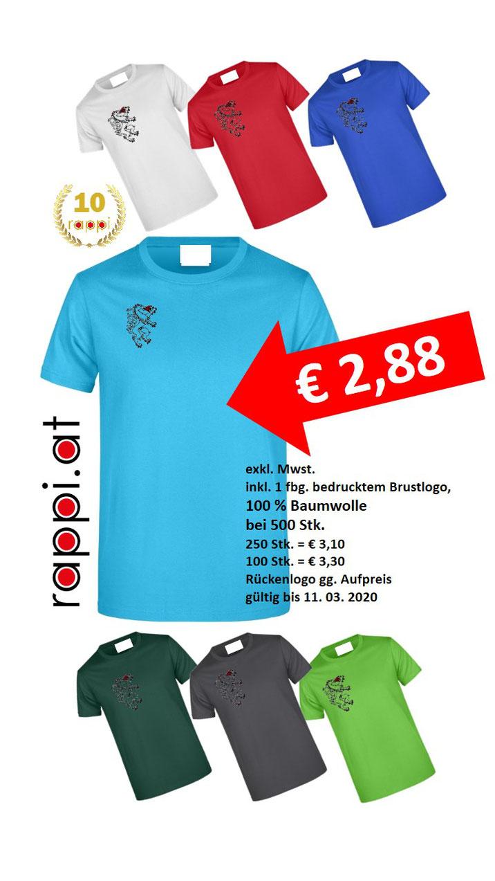 T. Shirt, besticken bedrucken lassen Steiermark, Poltern, Junggesellenfeier, Abschiedsfeier