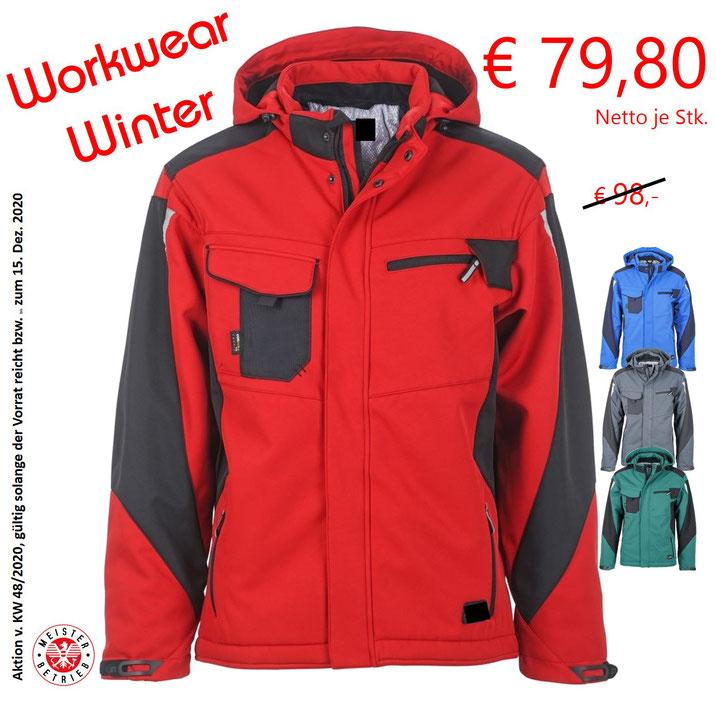 Arbeitskleidung, Workwear, Berufskleidung, zertifiziert nach EN ISO 20471 Klasse 3 und EN 343