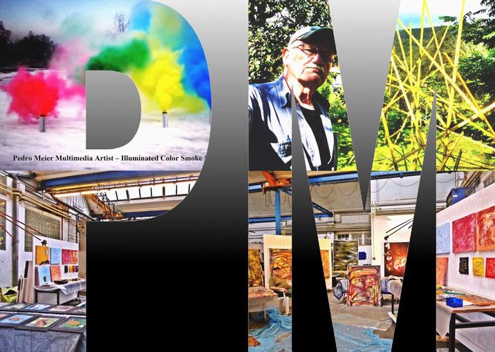 PEDRO MEIER Ausstellung  Franz Eggenschwiler Stiftung – 30. September bis 29. Oktober 2017 – Vernissage: Samstag, den 30. September um 17:00 Uhr – 4952 Eriswil – Pedro Meier Multimedia Artist – Atelier Niederbipp Gerhard Meier Weg Schweiz – Bangkok