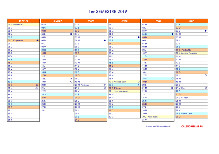 Calendrier 2019 Word Modifiable.Calendriers Annuels 2018 2019 Suisse Excel Vierge Et