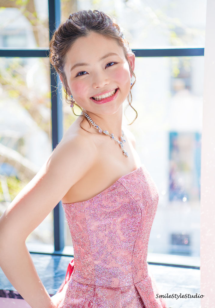 音楽家プロフィール写真  声楽家Yumi カメラHibiki   ヘアメイクKana 2018.03.31