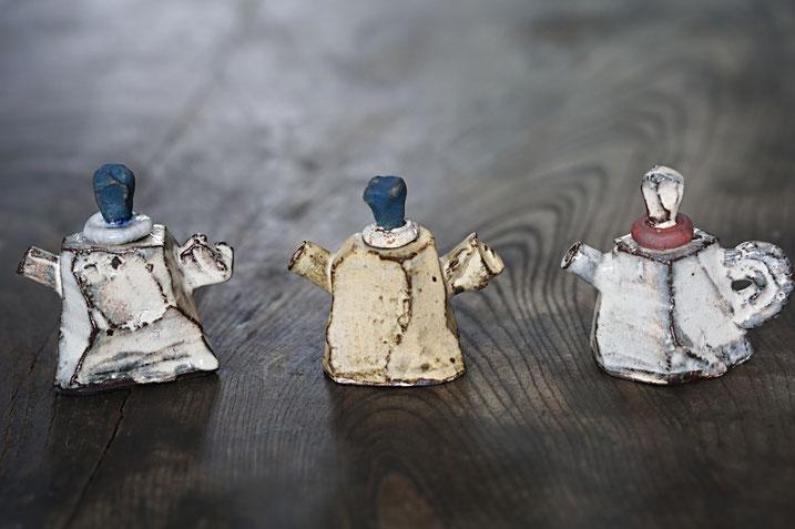 仲本律子 R工房 女性陶芸家 茨城県笠間市 粉引作品 注器 ブログ