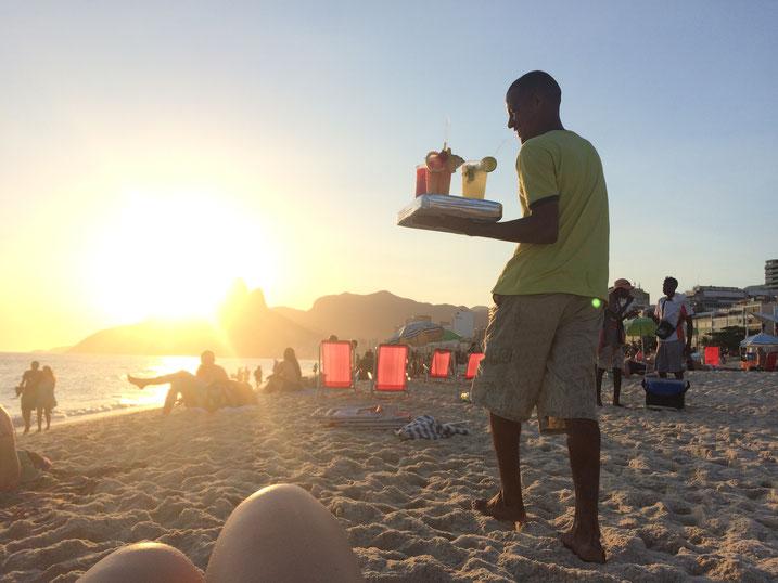 Weltreise Reiseblog Sehenswürdigkeiten Rio de Janeiro Brasilien Sightseeing Highlights Südamerika Copacabana Ipanema Strand