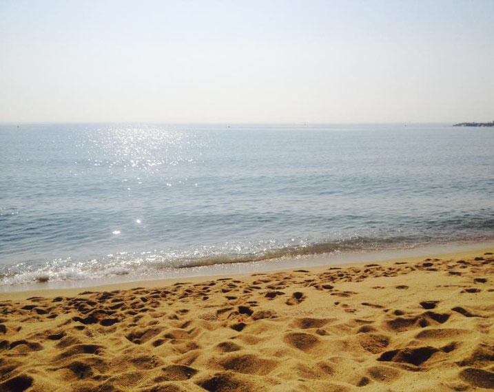 Bogatell Strand, Barcelona, Spanien, Insider Tipps, Sehenswürdigkeit