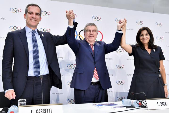 IOC/Christophe Moratal