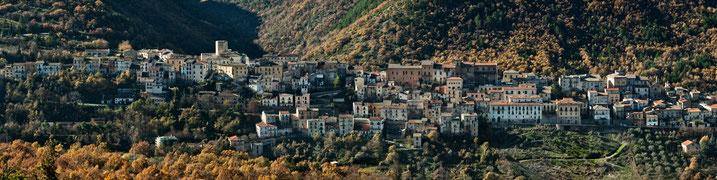 Pettorano sul Gizio, L'Aquila