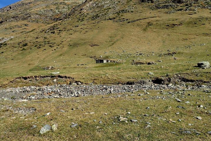 La Cabane d'Estaubé.