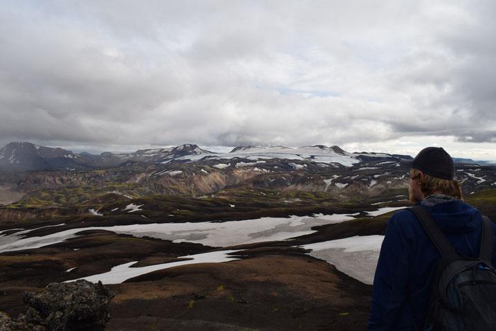 Reykjafjöll, Hrafntinnusker