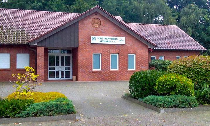 Vereinsheim Schützenverein Altharen