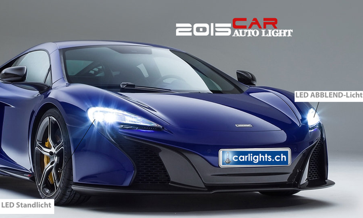 Best LED ever for cars -carlights.ch Swiss Made
