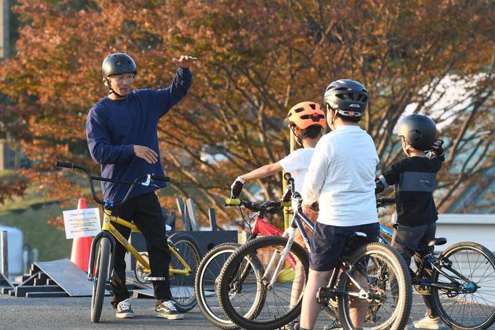 三重、自転車、BMX、MTB、おでかけ、こども、レジャー、初心者、教室、塾
