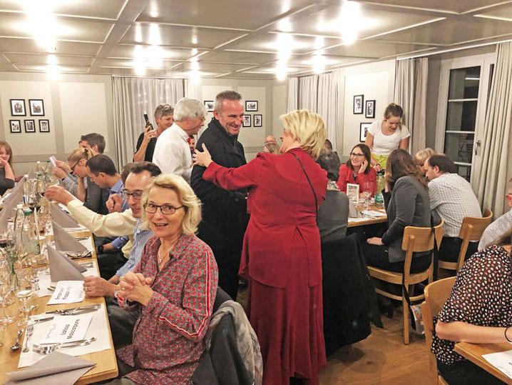 DinnerKrimi in Oberlunkhofen