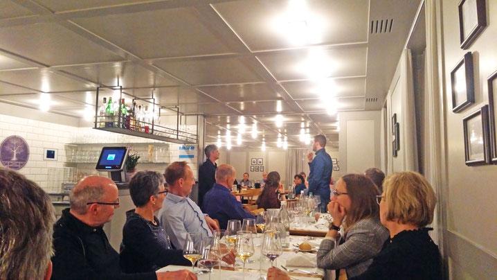 Wine&Dine in Oberlunkhofen