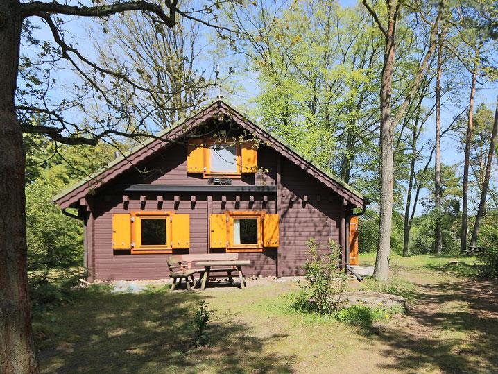 Ferienhaus Sauna Brandenburg