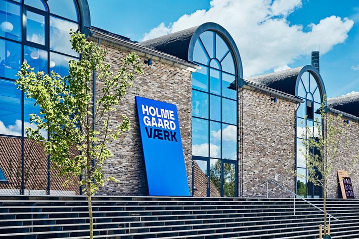 Das historische Glaswerk Holmegaard in Næstved auf Seeland ist jetzt ein interaktives Museum. Foto: VisitDenmark/PR