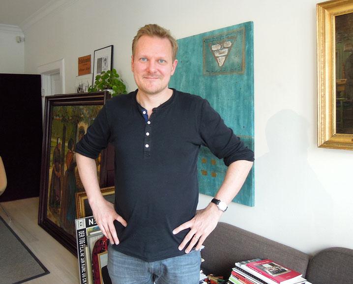 Kasper Holten schätzt das große Kulturangebot seiner Heimatstadt Kopenhagen. Foto: Christoph Schumann, 2020