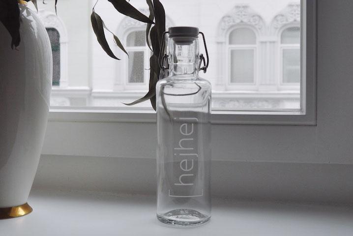 sustianable hejhej-glassbottle