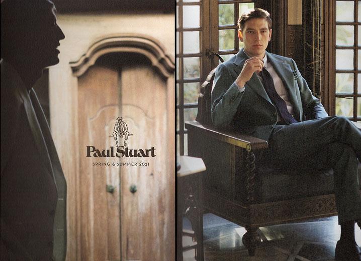 Paul Stuart SPRING&SUMMER 2021