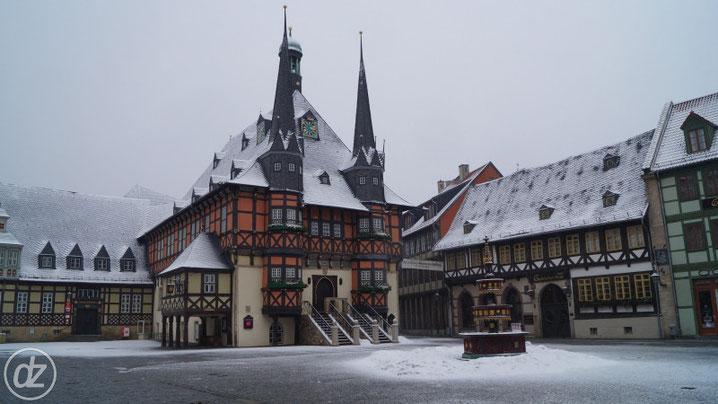Wenigeroder Rathaus