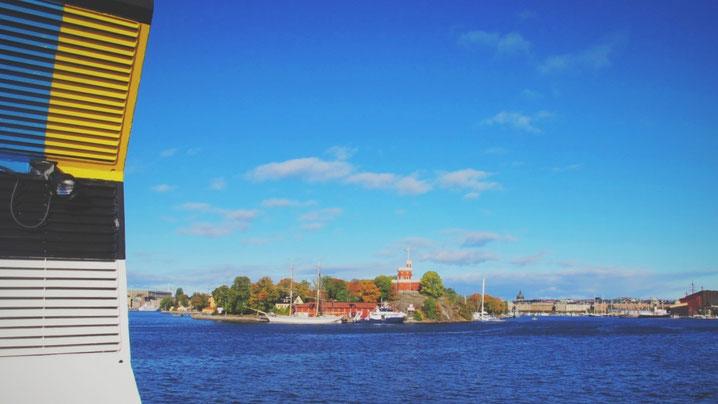 stokholm ferry archipel bigousteppes suède
