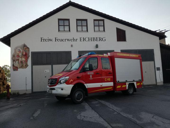 Feuerwehr Gerätehaus Eichberg