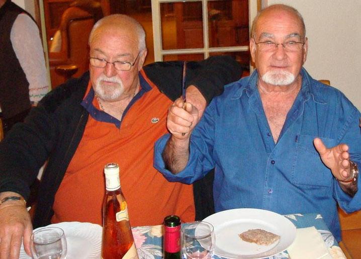 Les deux fréres AMBROSINO DE BENI-SAF