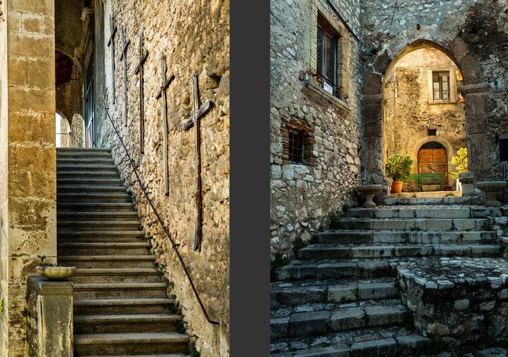 Archi e gradinate