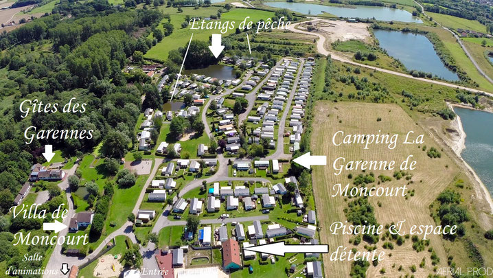 Camping et gîtes baie de somme