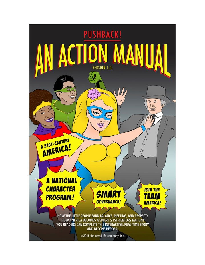 Front cover of The Action Manual