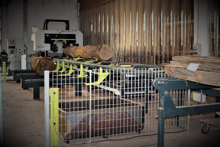 Sägewerk Fendt Holzgestaltung