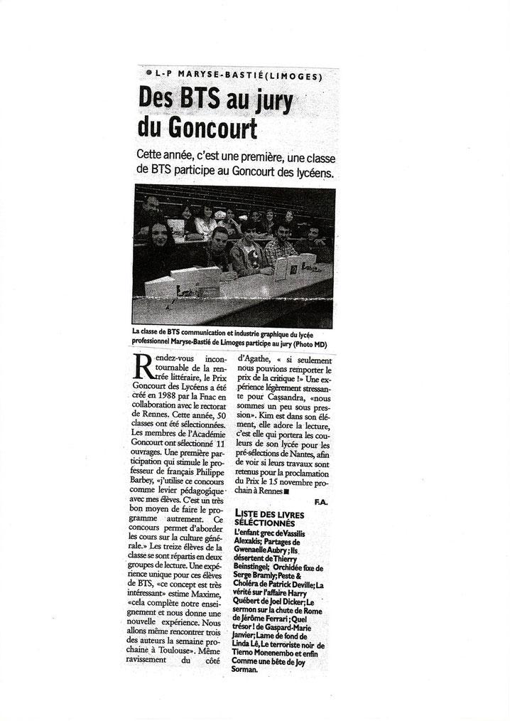L'ECHO - page 4 - jeudi 4 octobre 2012