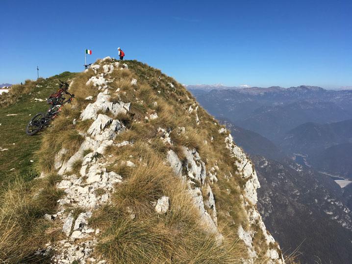 Monte Pizzocolo, Garda-Südwest