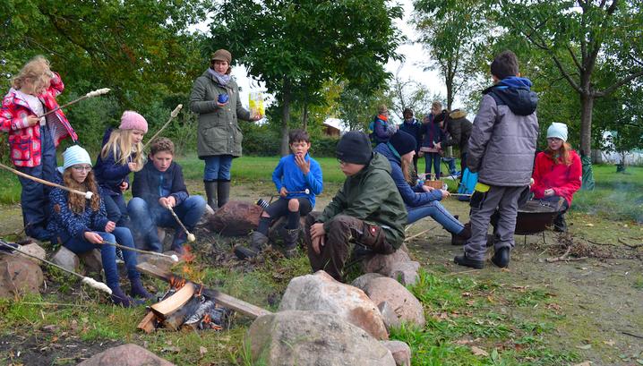 """Viel Spaß werden die Teilnehmer der """"Natur-Erlebnis-Tage"""" haben (Foto: Stadtjugendpflege)"""