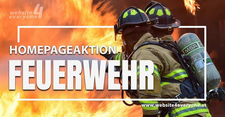 Feuerwehr Homepage erstellen