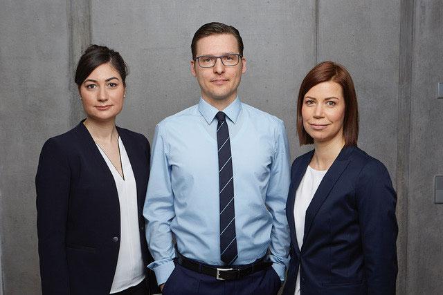 Wir sind Profis im Versicherungsrecht!