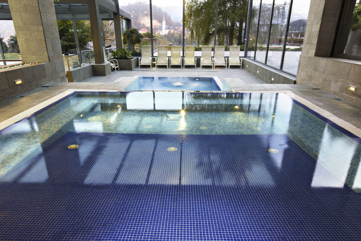 où faire un spa à Bled Slovenie