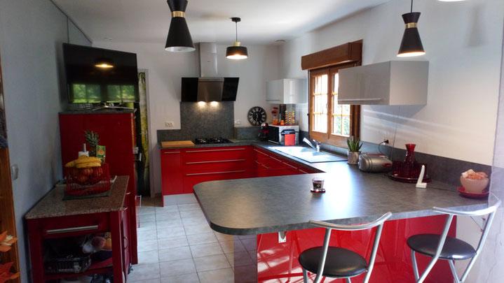 Cuisine Equipee A Vernon 27200 Cuisine Home Concept