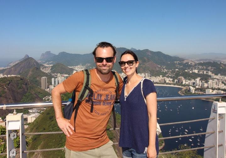 Weltreise Reiseblog Sehenswürdigkeiten Rio de Janeiro Brasilien Sightseeing Highlights Südamerika Zuckerhut Sugarloaf