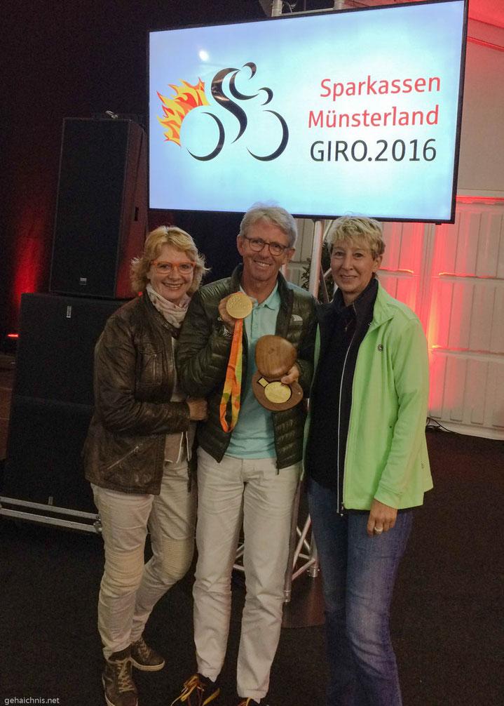 Wiedersehen mit dem 2-fachen Goldmedailliengewinner Rio 2016