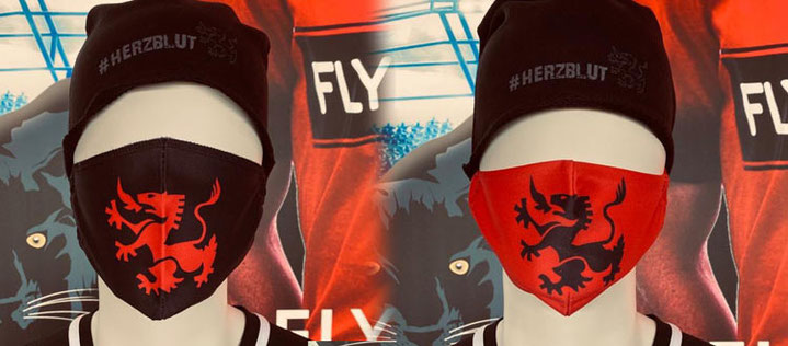 MNS Schutzmasken im Admira-Design gibt es von Flyeralarm im Admira Onlineshop