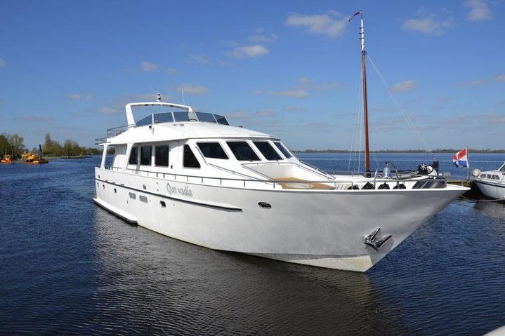 Nettoyage moteur bateau hydrogene
