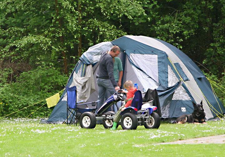 Oertzewinkel Camping, familienfreundlich